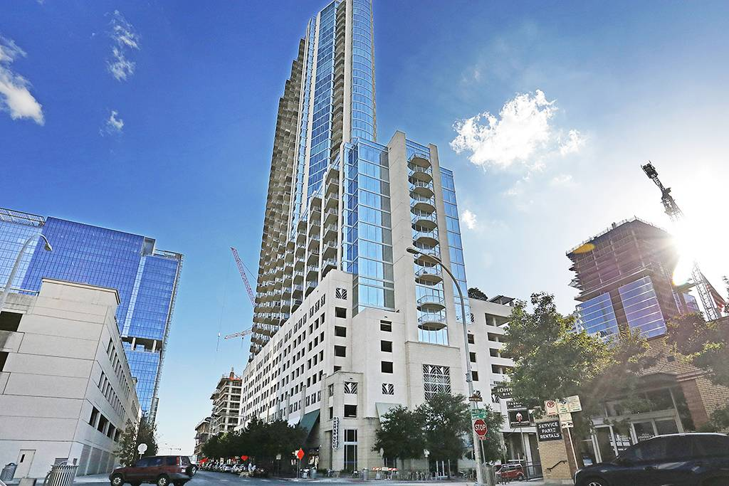 360 austin condos at 360  Nueces St, Austin, TX 78701