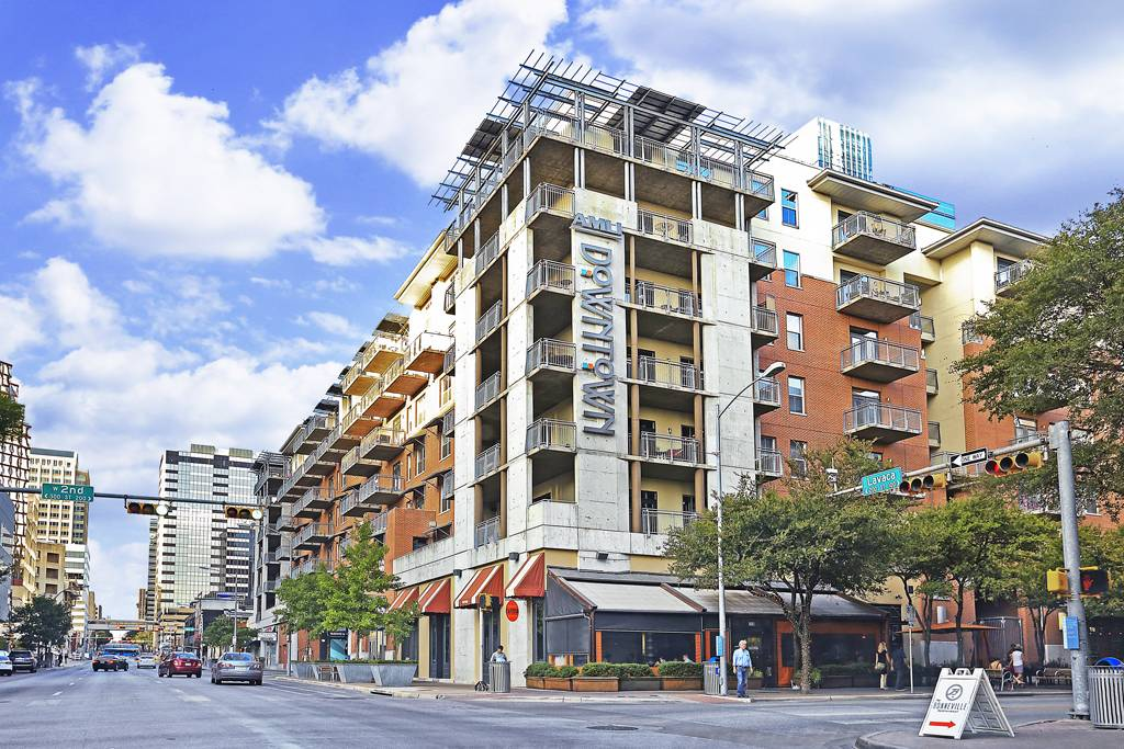 AMLI Downtown Apartments at 201  Lavaca St, Austin, TX 78701