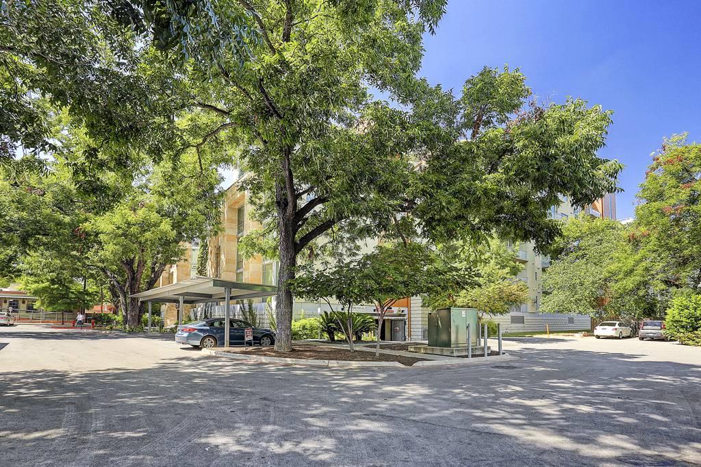 Barton Place Condos at 1600  Barton Springs Rd, Austin, TX 78704