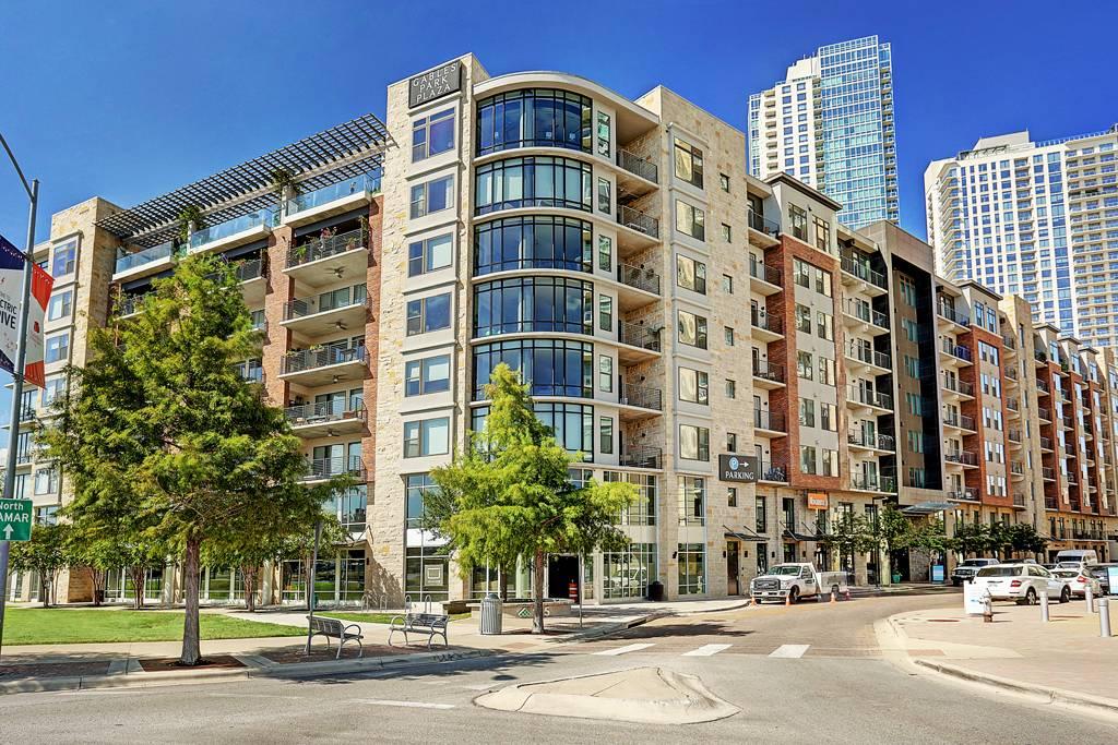 Gables Park Plaza Apartments at 115  Sandra Muraida Way, Austin, TX 78703