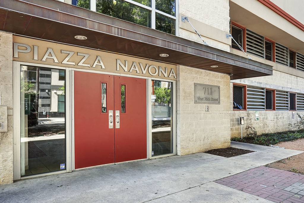 Piazza Navona Condos at 711  W 26th St, Austin, TX 78705