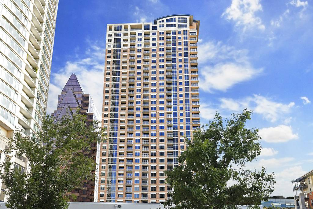 The Ashton Apartments at 101  Colorado St, Austin, TX 78701