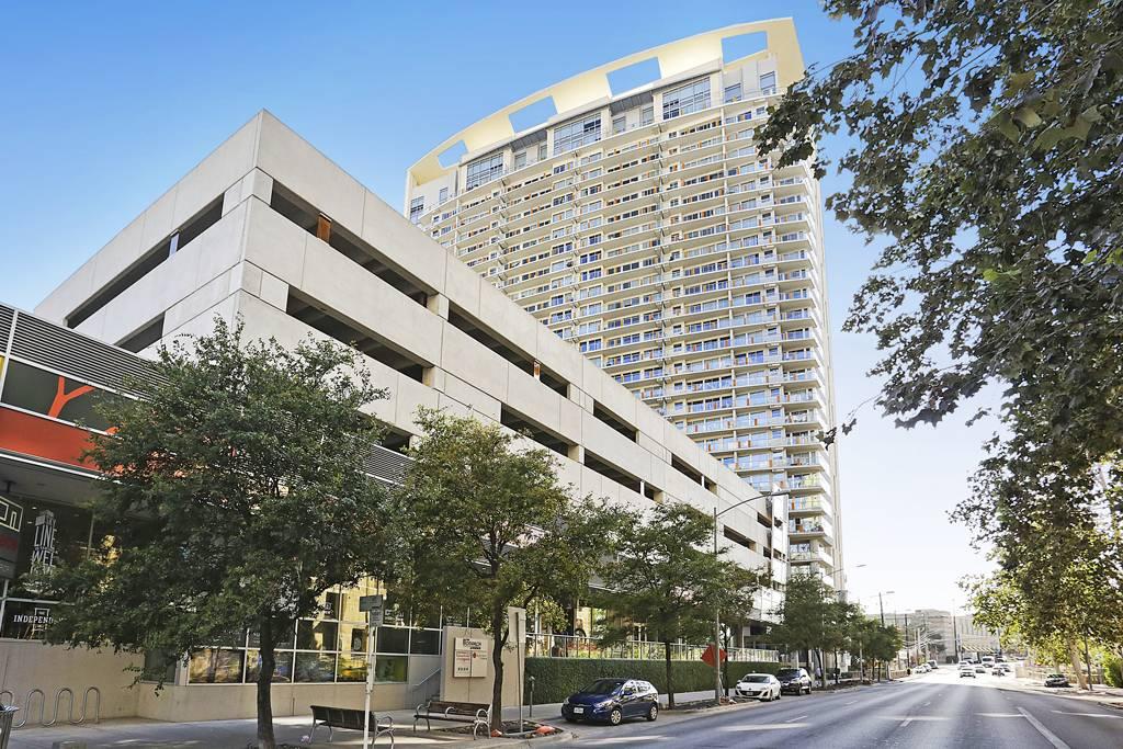 The Monarch Apartments at 801  W 5th St, Austin, TX 78701