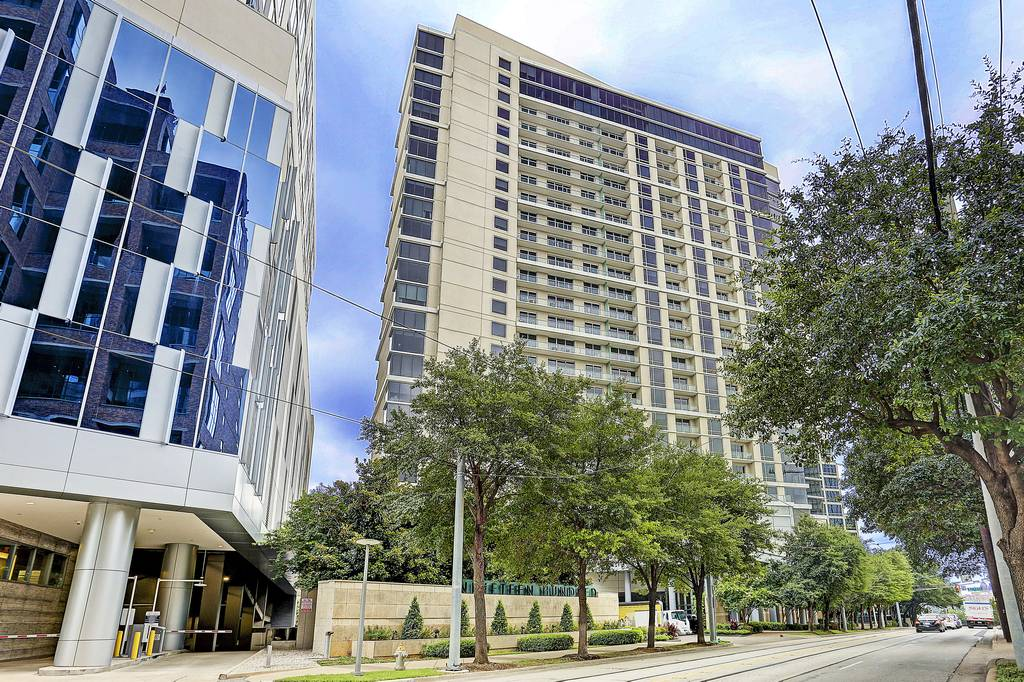 1900 Mckinney Apartments Highrise At 1900 Mckinney Ave