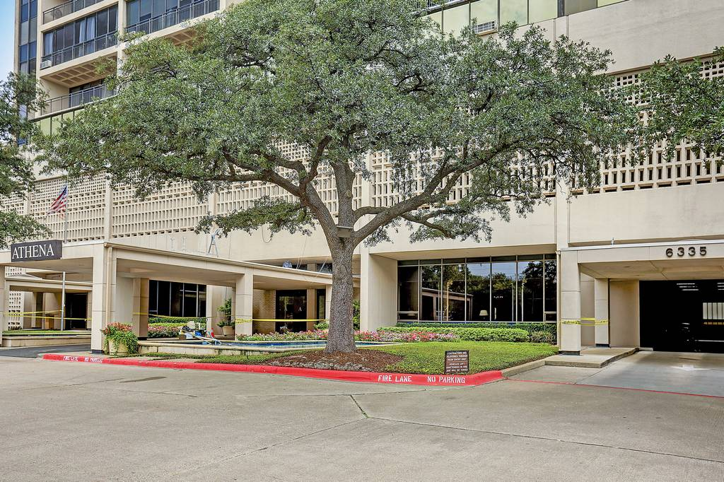 Athena Condominiums at 6335  W Northwest Hwy, Dallas, TX 75225