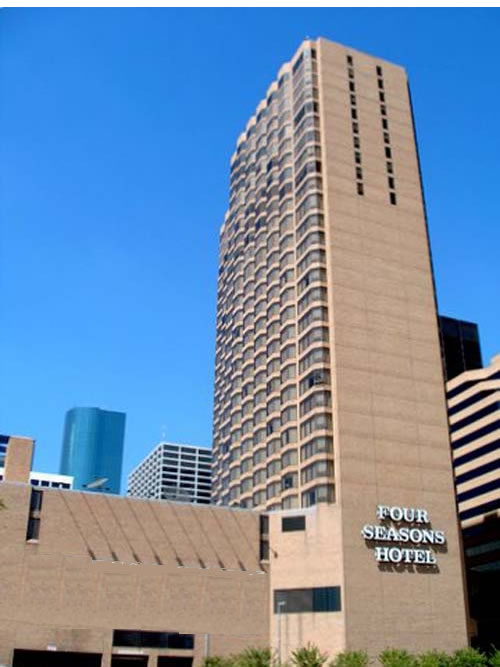 Four Seasons at 1111  Caroline, Houston, TX 77010