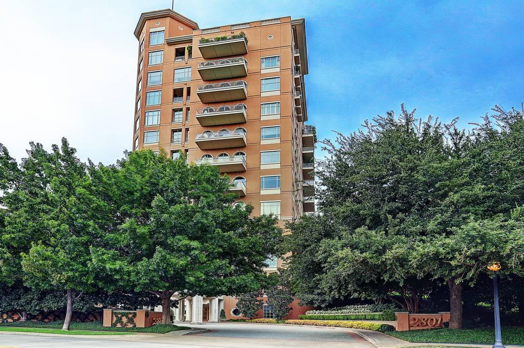 Mansion Residences at 2801  Turtle Creek Blvd, Dallas, TX 75219