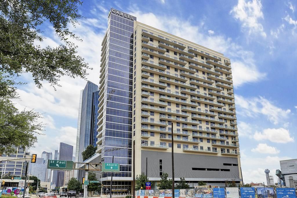 Park 17 Apartments at 1700  Cedar Springs Rd, Dallas, TX 75202
