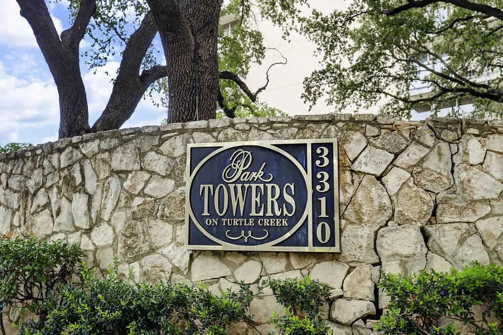 Park Towers Condos at 3310  Fairmont St, Dallas, TX 75201