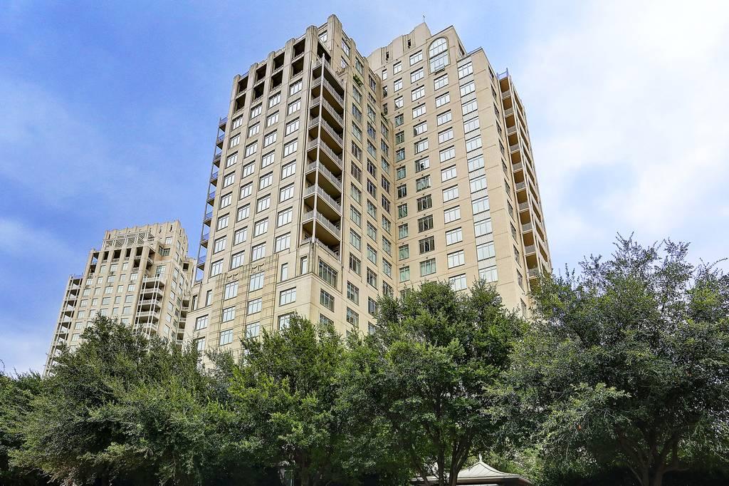 Ritz Carlton Residences at 2525  & 2555 N Pearl St, Dallas, TX 75201