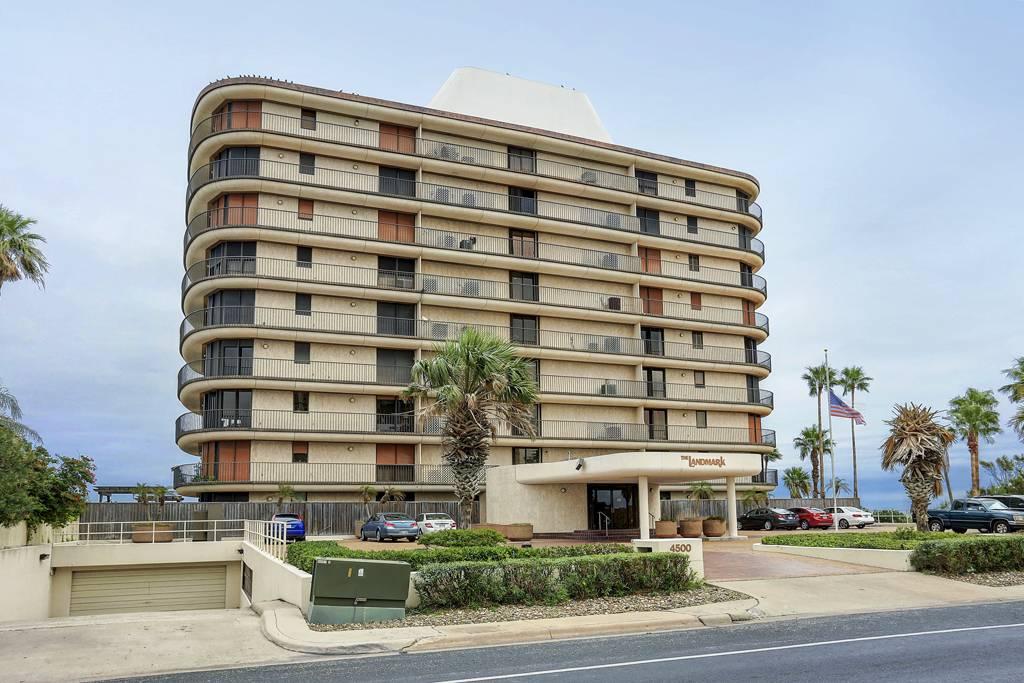 Landmark Condo at 4500  Ocean Drive, Corpus Christi, TX 78412