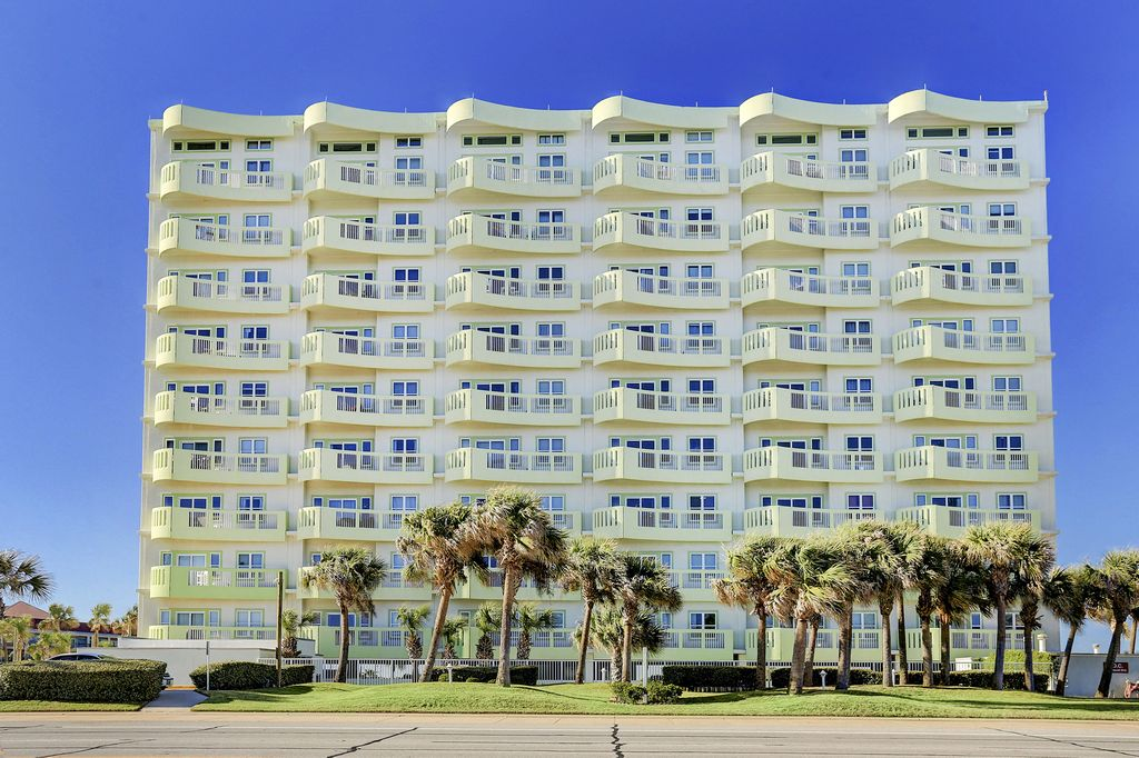 Ocean Grove Condominiums at 9420 Seawall Blvd., Galveston, TX 77554