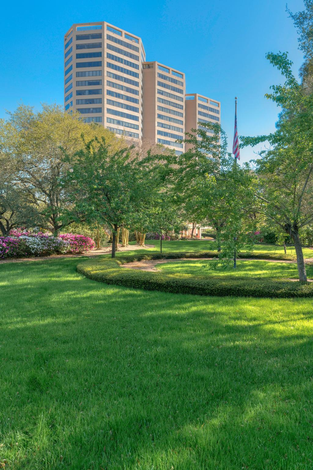 Bayou Bend Towers at 101 Westcott, Houston, TX 77007