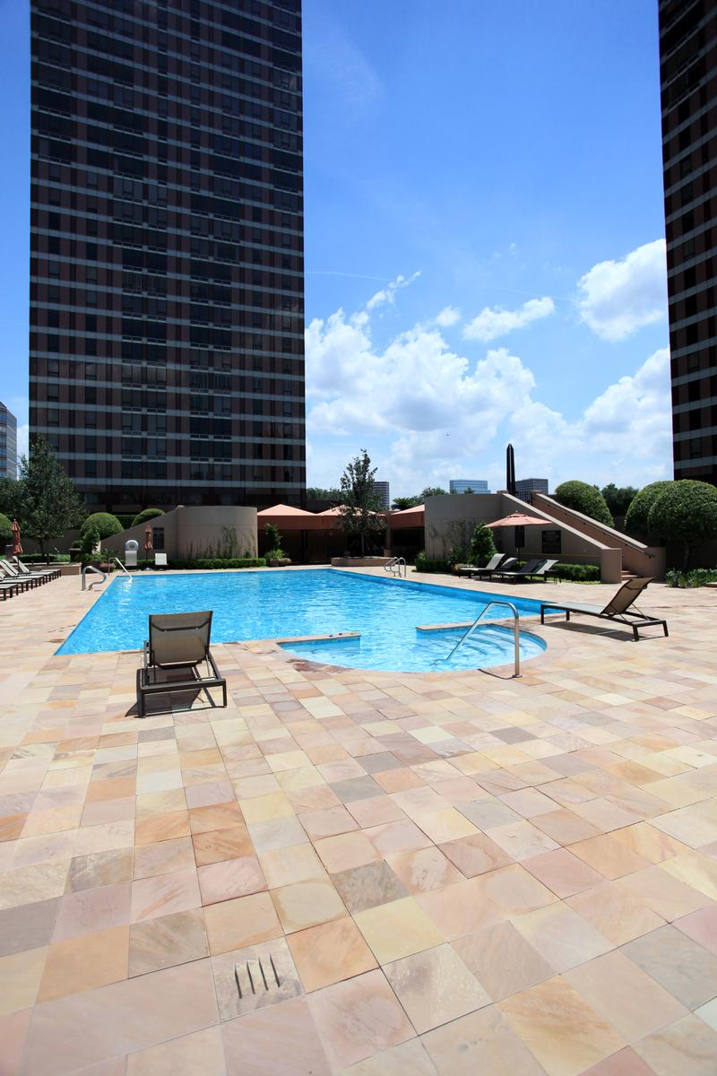 Four Leaf Towers at 5100 San Felipe, Houston, TX 77056