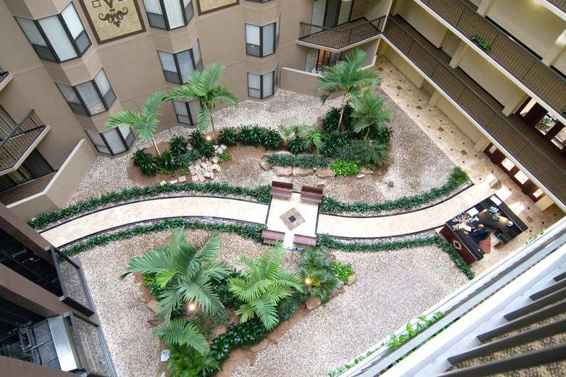 Woodway Place Atrium at 661 Bering, Houston, TX 77057