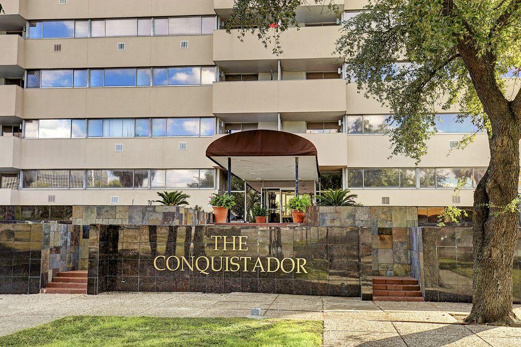 The Conquistador at 7575 Bellaire, Houston, TX 77036