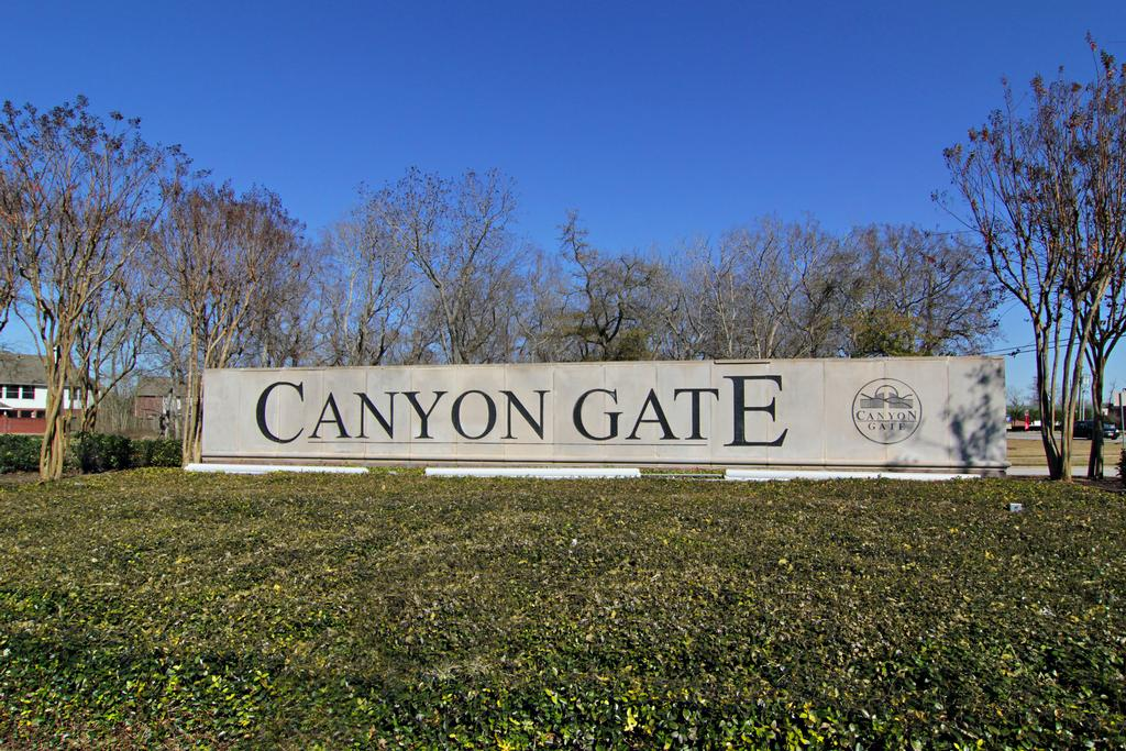 Canyon Gate at the Brazos