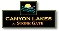 Canyon Lakes at Stone Gate